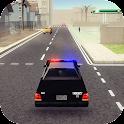 California Crime Police Driver icon