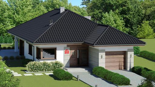 projekt Dom przy Pastelowej 17 bis