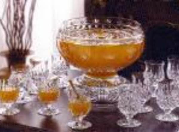 Apricot Brandy Punch Recipe