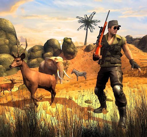 Deer Hunter Free Online Games 2019: Shooting Games apkpoly screenshots 12