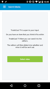 TradeCast TV- screenshot thumbnail
