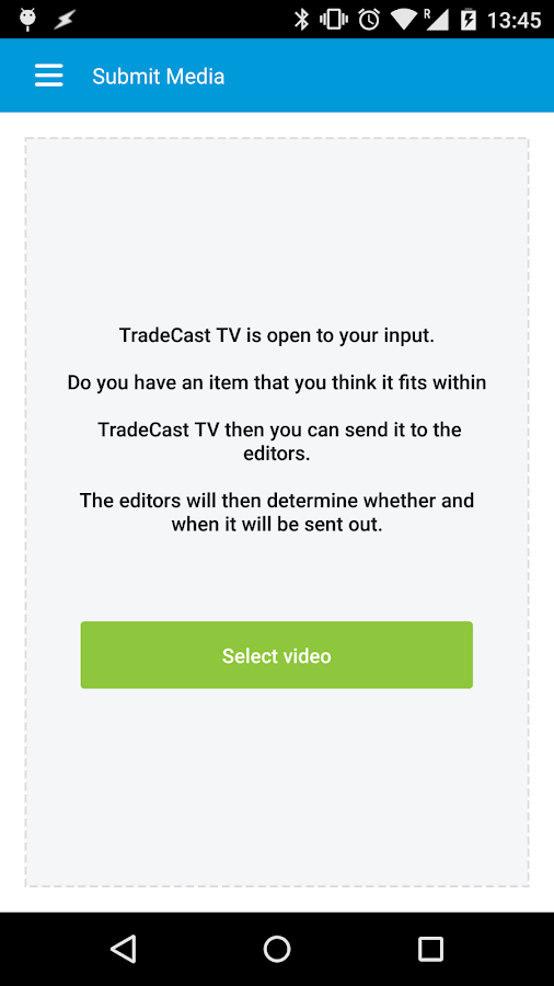 TradeCast TV- screenshot