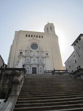 Photo: Girona Cathedral
