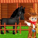 Horse Stable Maker & Build It: Cattle Home Builder icon