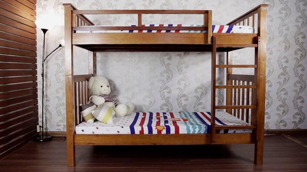 Mua giường tầng phải có tính an toàn