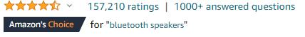 amazon customer reviews