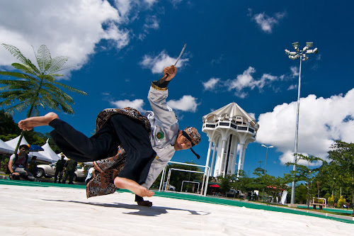 Silat - Malay Martial Art  by Frampton Panchong - News & Events World Events ( silat, martialart, martial, kuching, art, malaysia )