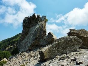 Photo: Τεράστιοι βράχοι στην Ανεμοπύλα.