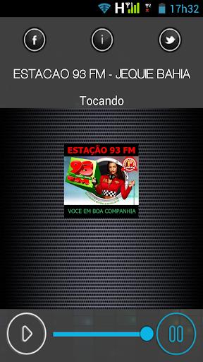 Estação 93 FM - Jequié - Bahia