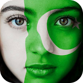 Flag Face Image: All Countries Flags Photo Paint