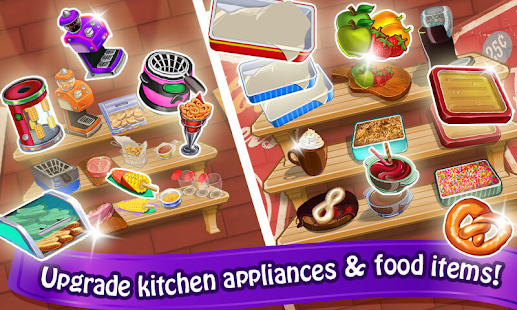 Download Cooking venture - Restaurant Kitchen Game For PC Windows and Mac apk screenshot 6