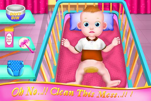 Babysitter Daycare Practice  screenshots 4