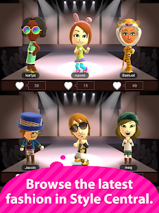 Miitomo- screenshot thumbnail