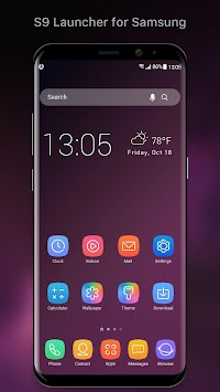 S9 Galaxy Launcher for Samsung APK Latest Version Download - Free
