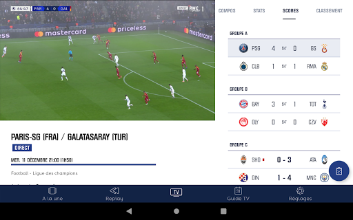 RMC Sport 7.0.3 screenshots 17