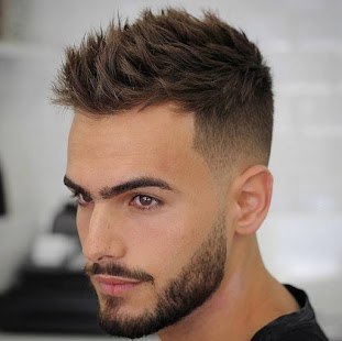 Modern Men Hairstyles - náhled