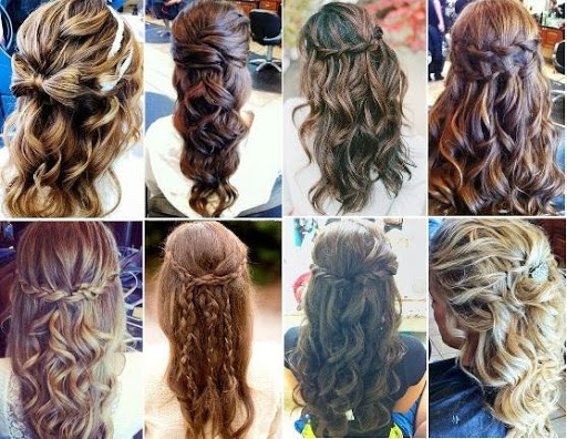 Hairstyles step by step 2018  screenshots 2