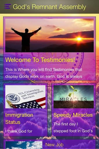 God's Remnant Assembly