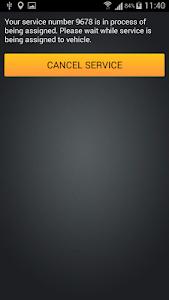 VIP Taxi Novi Sad screenshot 4