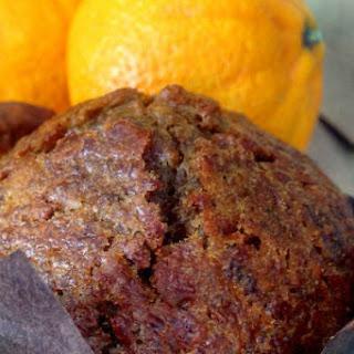 Fluffy Carrot Muffins.