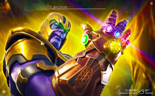 Thanos HD Wallpapers New Tab Theme