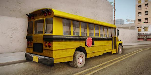 school bus sımulator 2017 - náhled