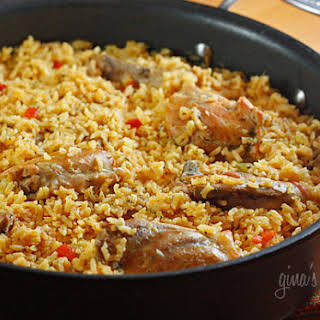 Chicken With Adobo And Sazon Recipes.