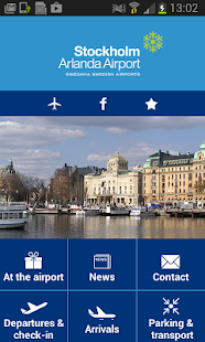 Swedavia Swedish Airports- screenshot thumbnail
