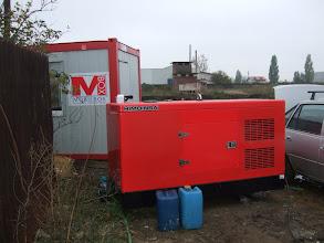 Photo: Generator Yanmar 45 kva, Inchiriere