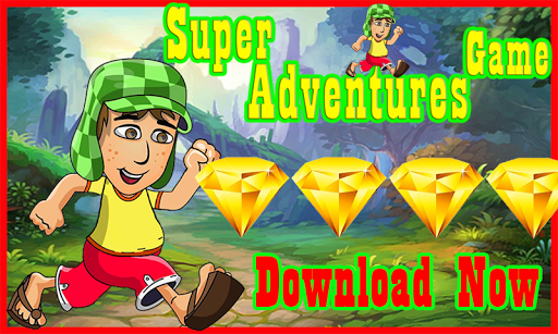 Super Chaves Adventures Game