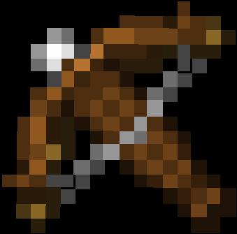 minecraft crossbow model
