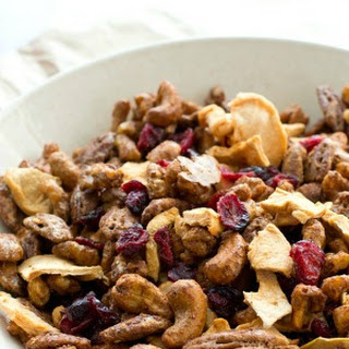Cranberry Nut Snack Mix Recipes