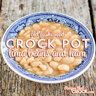 Crock Pot Lima Beans Recipes.