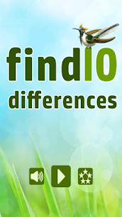Find 10 Differences Diffrence 5