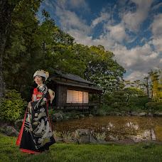 Wedding photographer Kenji Mizuno (photoimagic). Photo of 18.10.2017