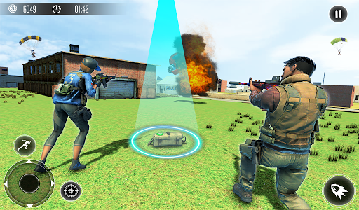 Free Battleground Fire: Firing Squad Shooting Game screenshots 9