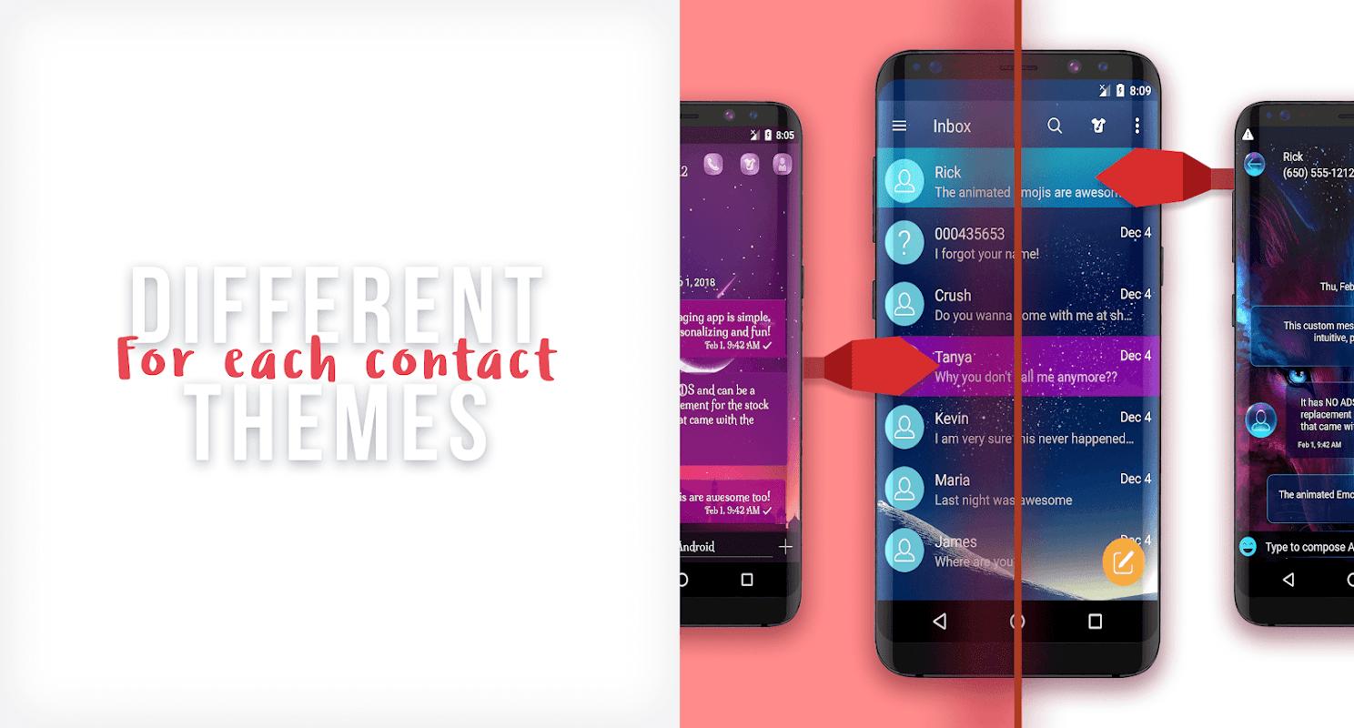 New Switch Messenger Version 2019 screenshots
