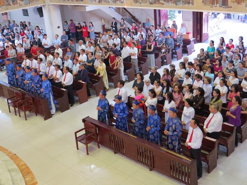 Lễ Lá, Thánh lễ bước vào Tuần Thánh 2018