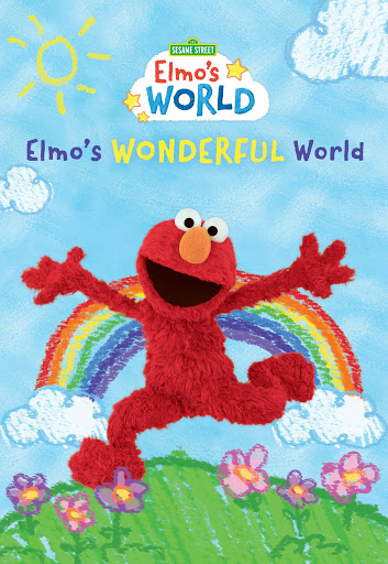 Drama Romance Books: Sesame Street: Elmo's World: Elmo's Wonderful World