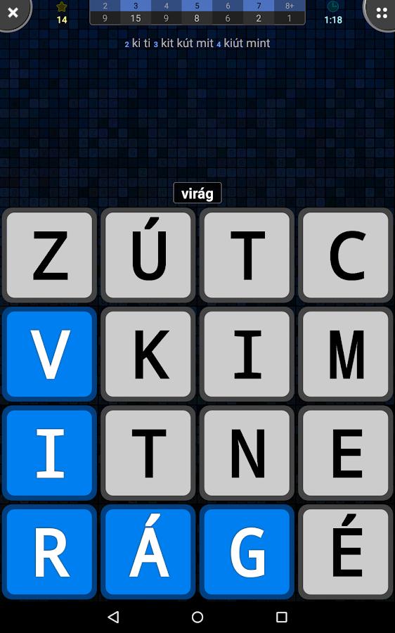 Words- screenshot