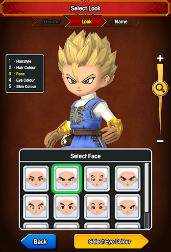 DRAGON QUEST OF THE STARS screenshot 15