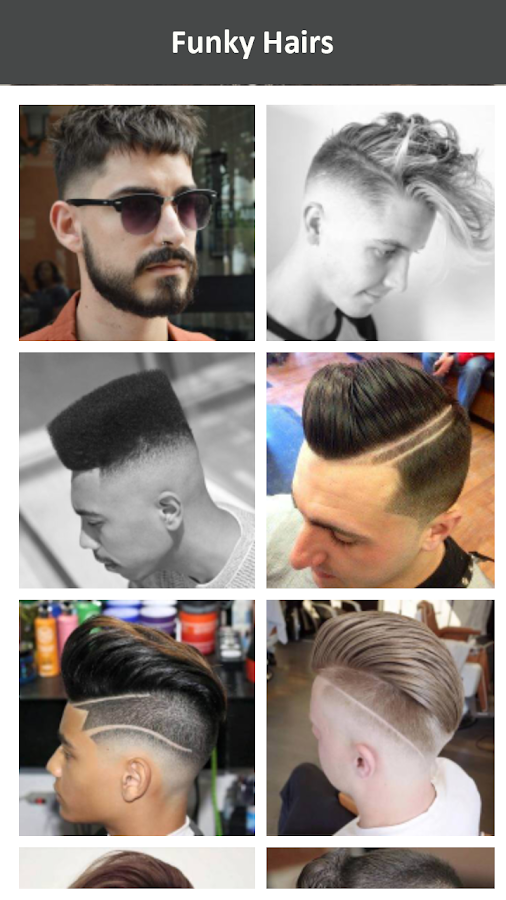 How To Choose A Good Hairstyle For Guys : Latest boys hair styles android apps on google play