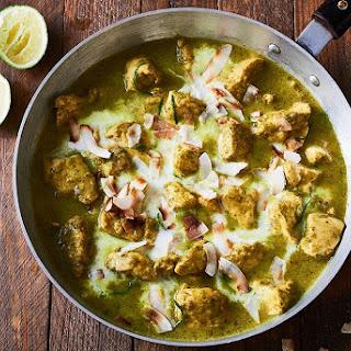 Coconut Cream Curry Chicken Recipes.