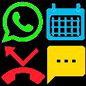 Attractive Messages Widget icon