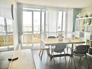 Appartement 3 pièces 71,69 m2