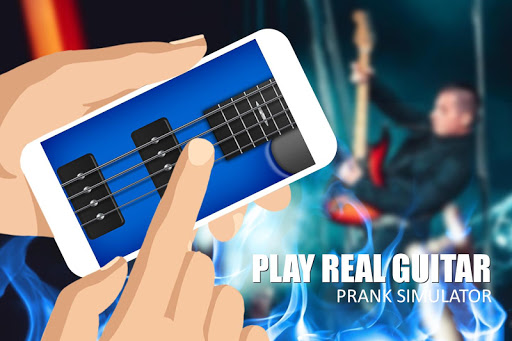 玩真正的吉他模擬器