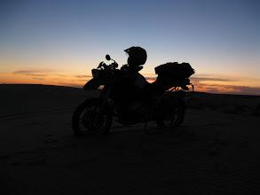 Photo: Sore and broken but not beaten. The desert adventure continues