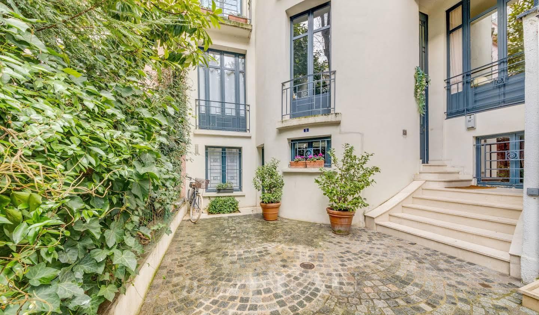 Maison avec terrasse Paris 16ème