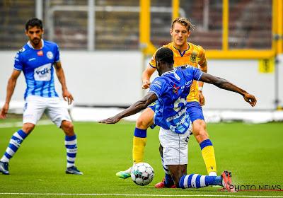 """AA Gent, vijf maanden geen wedstrijd en dan zo slap spelen: """"We misten goesting, agressiviteit en concentratie"""""""