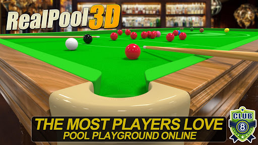 Real Pool 3D - 2019 Hot Free 8 Ball Pool Game 2.2.3 screenshots 1